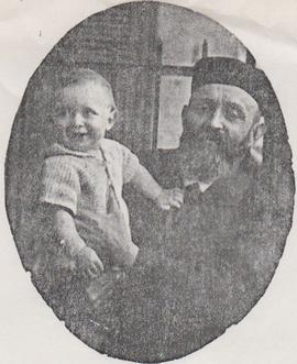 "Schamroth and Taub Families, ""Leo Schamroth and his maternal grandfather"""