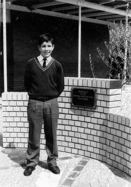 "Potchefstroom - Business, ""Dor Green, only Jewish boy at Central School"""