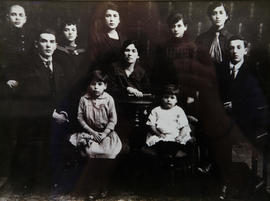 Fleisch and Burland Family, Untitled 3