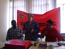 "Barsel Family, ""Esther and the South African Communist Party 2"""
