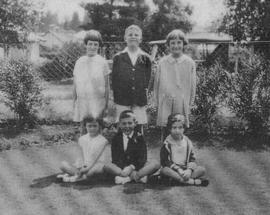 "Blieden Family, ""Blieden Grandchildren"""